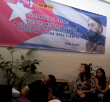 Mensaje de Fidel Castro llegará a los rincones de Guatemala