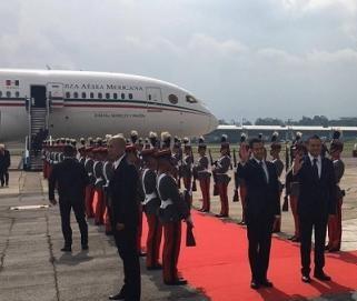 Exportadores de Guatemala destacan relevancia de visita de Peña Nieto