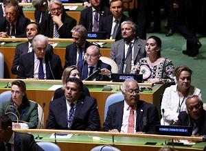 Estados Unidos e Israel insisten en bloqueo contra Cuba