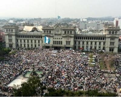 Inestabilidad política y quiebre de la confianza en Guatemala
